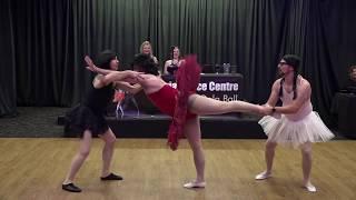 Royal Alegria Ballet - Rohan, Simon & Justin