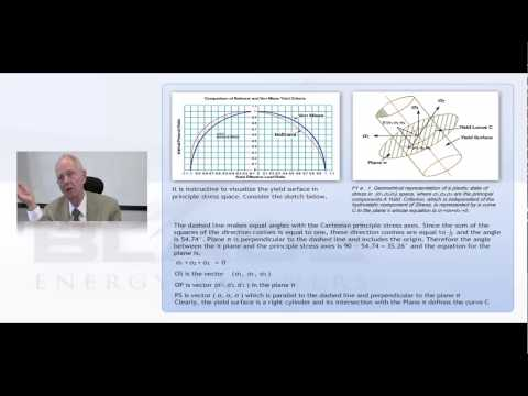 Theoretical and Applied Plasticity by Paul Paslay, P. E.- Lecture 1