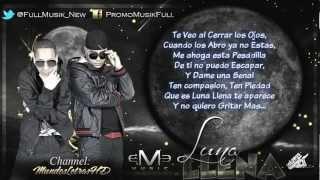 Luna Llena [Con Letra]   Baby Rasta Y Gringo (Original) 2012 Letra  Lyrics jp