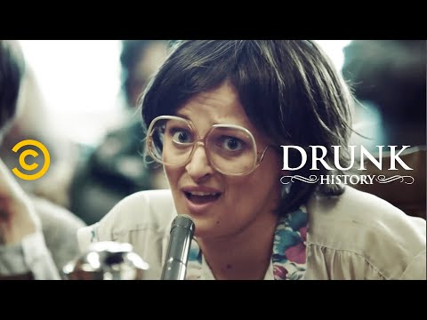 Judith Heumann's Fight for Disability Rights (feat. Ali Stroker) - Drunk History