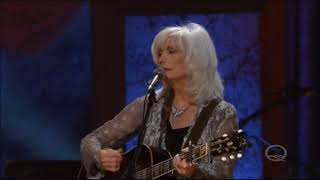 """Emmylou Harris sings """"Lodi"""" Live at the Ryman concert in HD"""