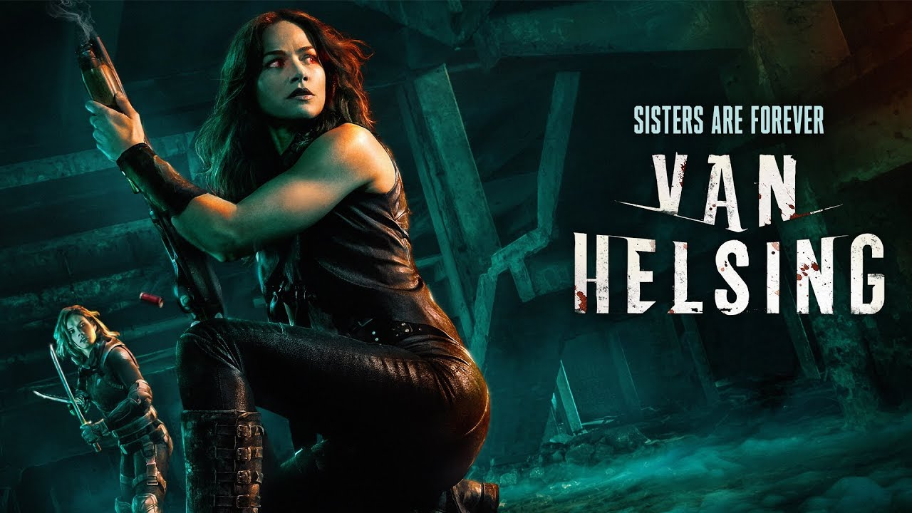 Download Van Helsing Season 3