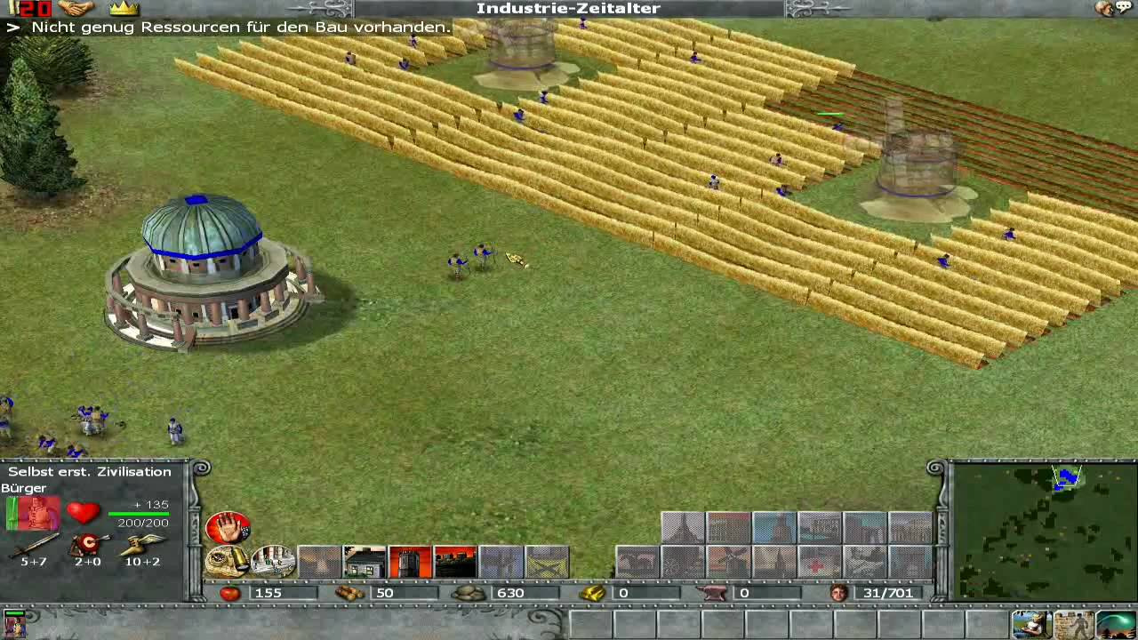 Empire Earth - Gameplay - YouTube