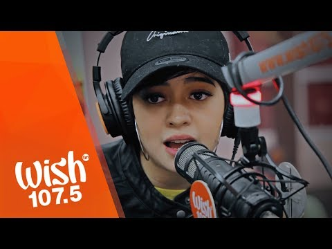 "Sue Ramirez covers ""Kathang Isip"" (Ben&Ben) LIVE on Wish 107.5 Bus"