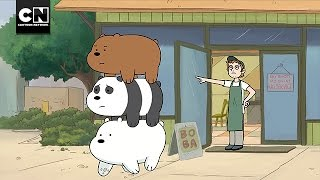 Fashion Bears | We Bare Bears | Cartoon Network