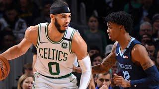 Boston Celtics vs Memphis Grizzlies Full Game Highlights | January 22, 2019-20 NBA Season