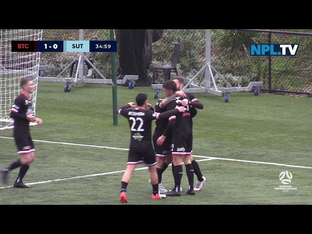 NPL NSW Men's Round 17 – Blacktown City v Sutherland Sharks