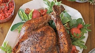 Our Easiest Thanksgiving Turkey (ever!) | Salt-and-pepper Roasted Turkey