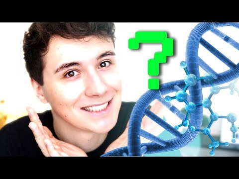 How WHITE is Dan?!  DNA TEST RESULTS