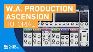 "Ascension by WA Production | Steve Aoki Lead Synth Tutorial | ""Pursuit of Happiness Remix"""