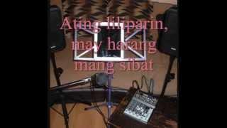 Iisang bangka by The Dawn karaoke backing track