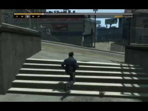 GTA IV когда позвал такси