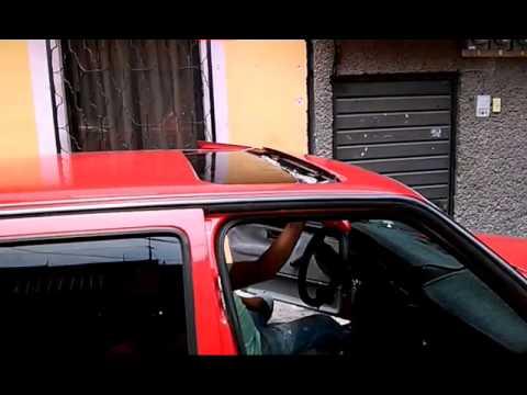 Acadia For Sale >> jetta a2 reparacion quemacocos manual - YouTube
