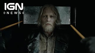 Fantastic Beasts 2 Debuts to Top Spot - IGN News thumbnail