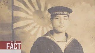 元日本海軍 重巡洋艦「足柄」乗組員 磧義雄氏 磧氏は16歳で海軍に志願し...