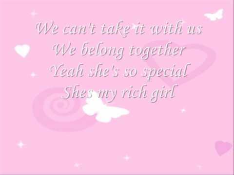 Solja Boy and Justin Bieber Rich Girl Lyrics
