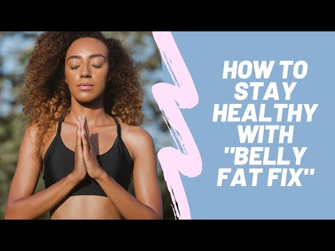 Belly Fat Fix |The best product to reduce weight | Health & Fitness thumbnail