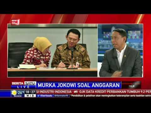 Dialog: Jokowi Murka Soal Anggaran # 2