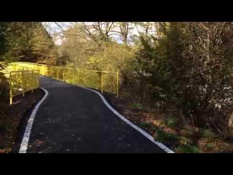 Update: Wasserquintett Radweg