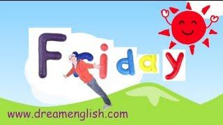 Friday Song for Children