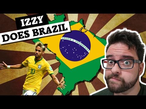 My trip to Brazil!