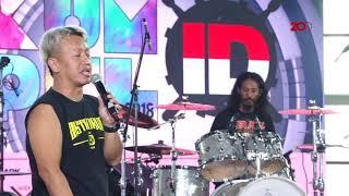 Download lagu Meriahkan Kumpul ID Aksi Gebuk Drum Abah Andris Penuh Energi MP3