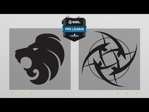 CS:GO - North vs. NiP [Cache] Map 1 - ESL Pro League Season 5 - EU Matchday 26