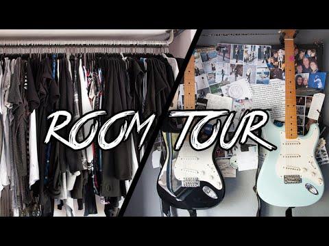 ROOM TOUR! | Rocknroller