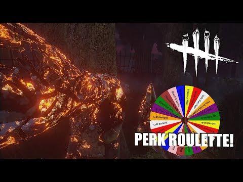 RUSTY!   Dead By Daylight   PERK ROULETTE PT. 53