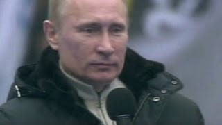 Putin assassination plot foiled