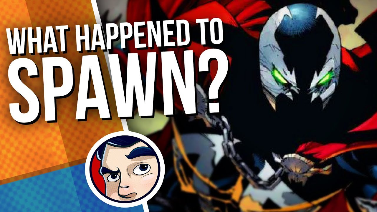 Download What Happened to Spawn the Animated Series? | Comicstorian