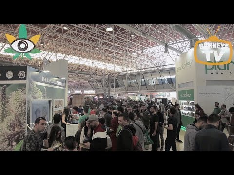 Barneys Farm @ Spannabis 2018 Barcelona - Barneys TV