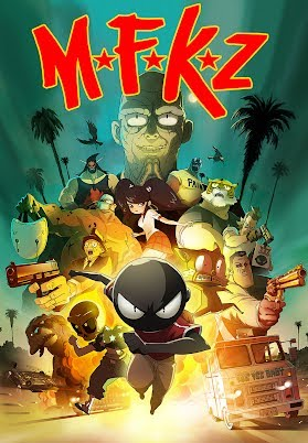 Mutafukaz Trailer Deutsch German 2018 Youtube