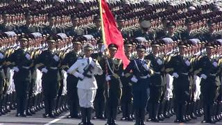 Repeat youtube video Epic Chinese military parade 2009