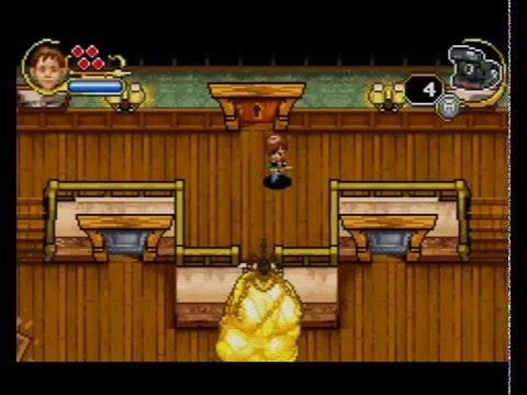 Monster House (Game Boy Advance)