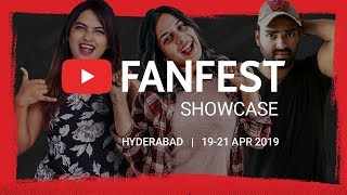 YouTube FanFest Hyderabad Showcase 2019 - Trailer