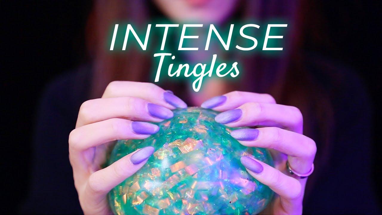 ASMR Gentle Triggers but INTENSE Tingles (No Talking)