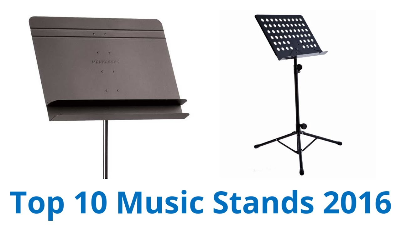 10 Best Music Stands 2016