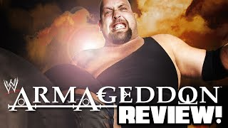 GOING IN RAW Reviews WWE ARMAGEDDON 2004!