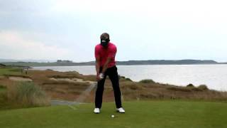 Luke Donald Golf Swing Sequence