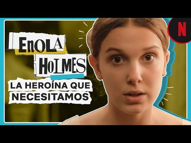 Enola Holmes, una heroína adelantada a su época   Netflix