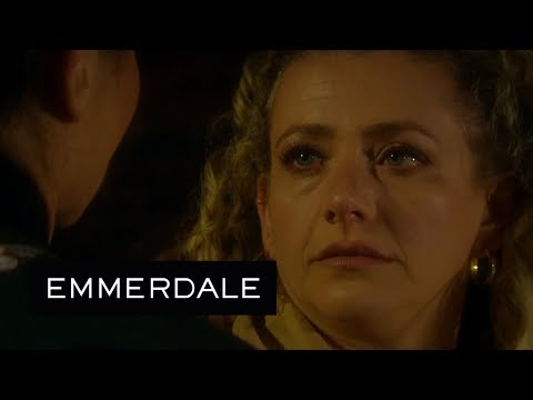 Emmerdale - A Terrified Maya Gets What She Deserves