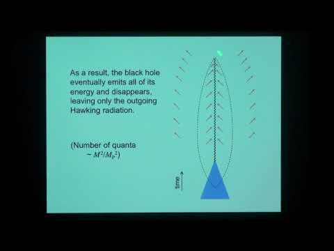 The Black Hole Information Paradox, Alive and Kicking - Joseph Polchinski, KITP [2011]