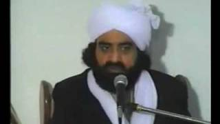 Shut up Call to IRFAN SHAH by Hazrat pir Naseer ud deen naseer