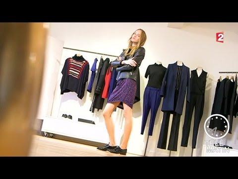 Mode - Anne-Valérie Hash nouvelle directrice artistique chez comptoir des cotonniers - 2015/12/08