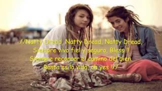 Jah Bantu - Natty Dread (+ Letra) HD [Raggamuffin Soldjah 2011]