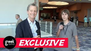 Ridley Pearson Interview at D23 Expo 2015