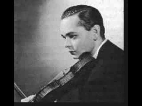 Michael Rabin Radio Broadcast 1951Tchaikovsky Concerto 1/3