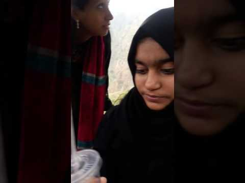 Cable car journey al Abaha Saudi Arabia
