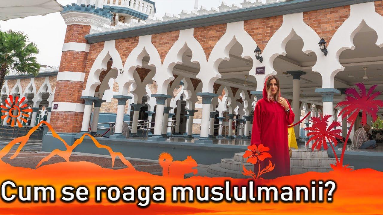 Cum arata o moschee in interior? || Jurnal de calatorii #25